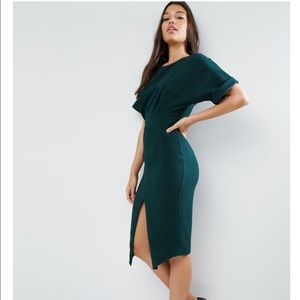 ASOS Wiggle Dress w/ Split-front